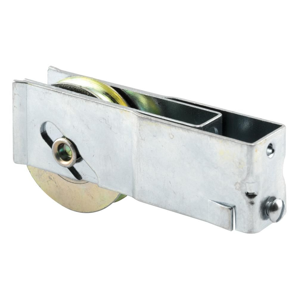 Prime Line 1 1 2 In Steel Ball Bearing Sliding Door Roller
