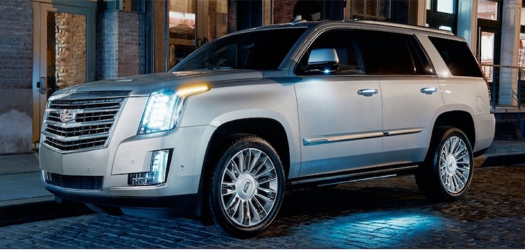 2020 Escalade & Escalade ESV | Full-Size SUV | Model ...