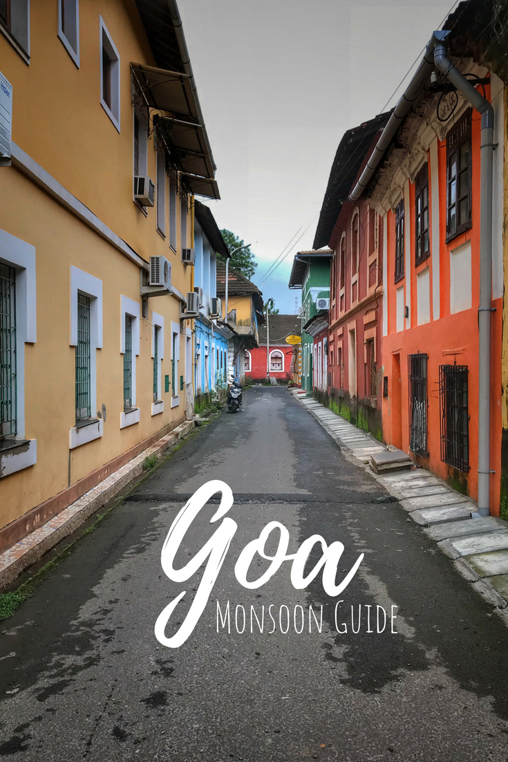 Things To Do In Goa In Monsoon A Guide On What To Expect Goa Travel Goa Beautiful Places To Travel