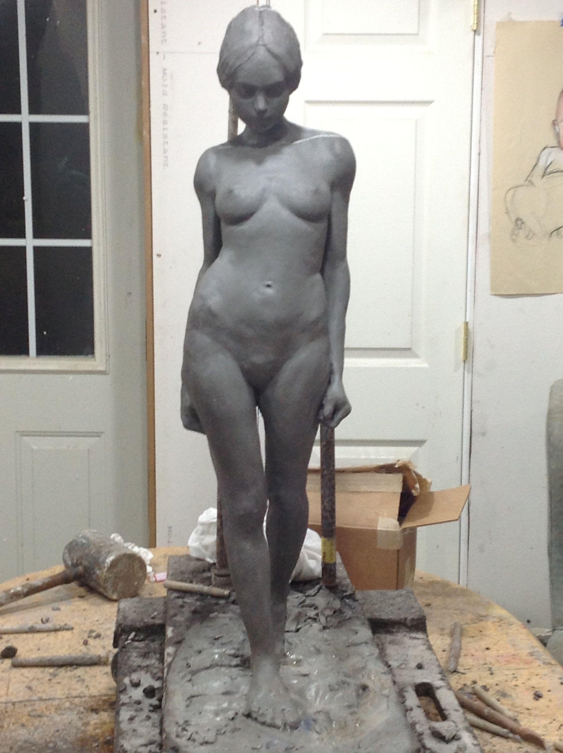 Pin de Lov2befree en Statues & Art   Pinterest   Escultura, Anatomía ...