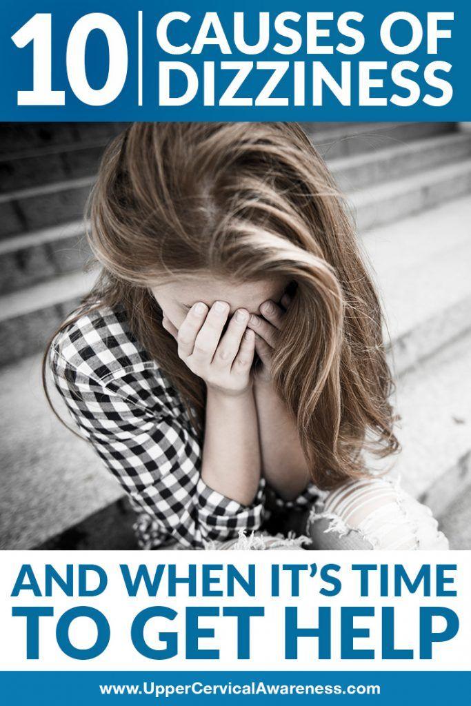 10 Signs of Dizziness & When to Seek Help | Headache ...