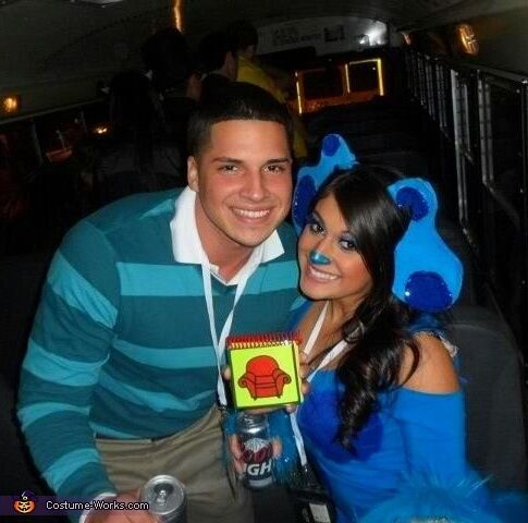 Blues clues Halloween Pinterest Blues clues, Costumes and