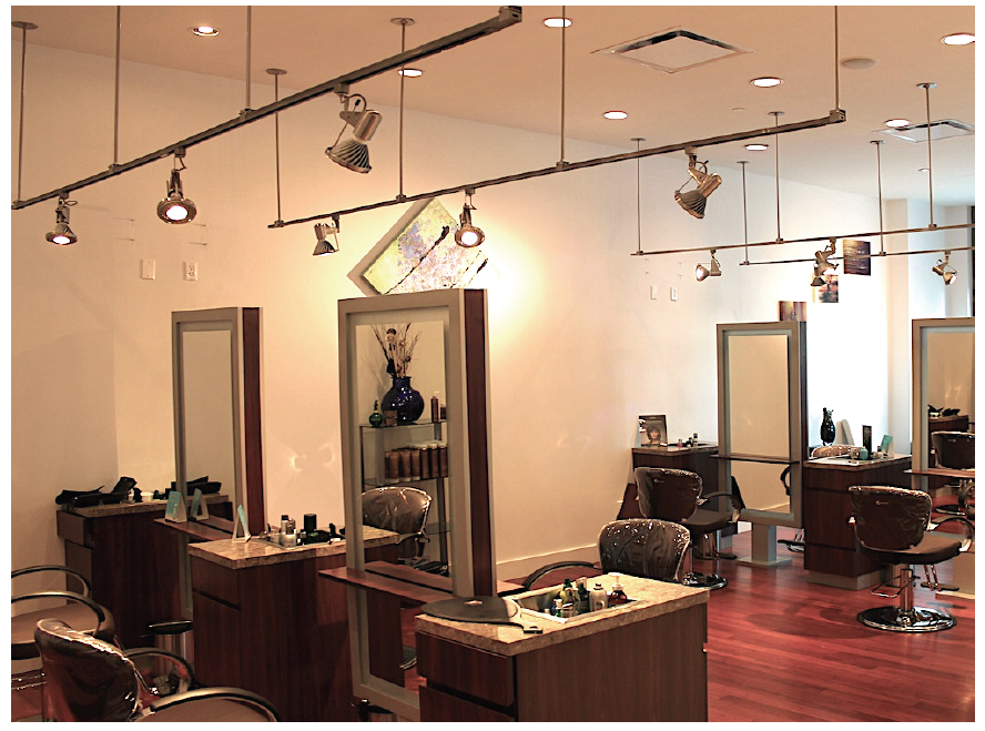 Hair Salon Indigo Usa Led Solutions Salon Lighting Lighting Lighting Fixtures