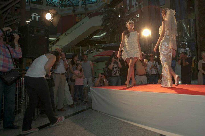 feria de bodas en el c.c Málaga plaza