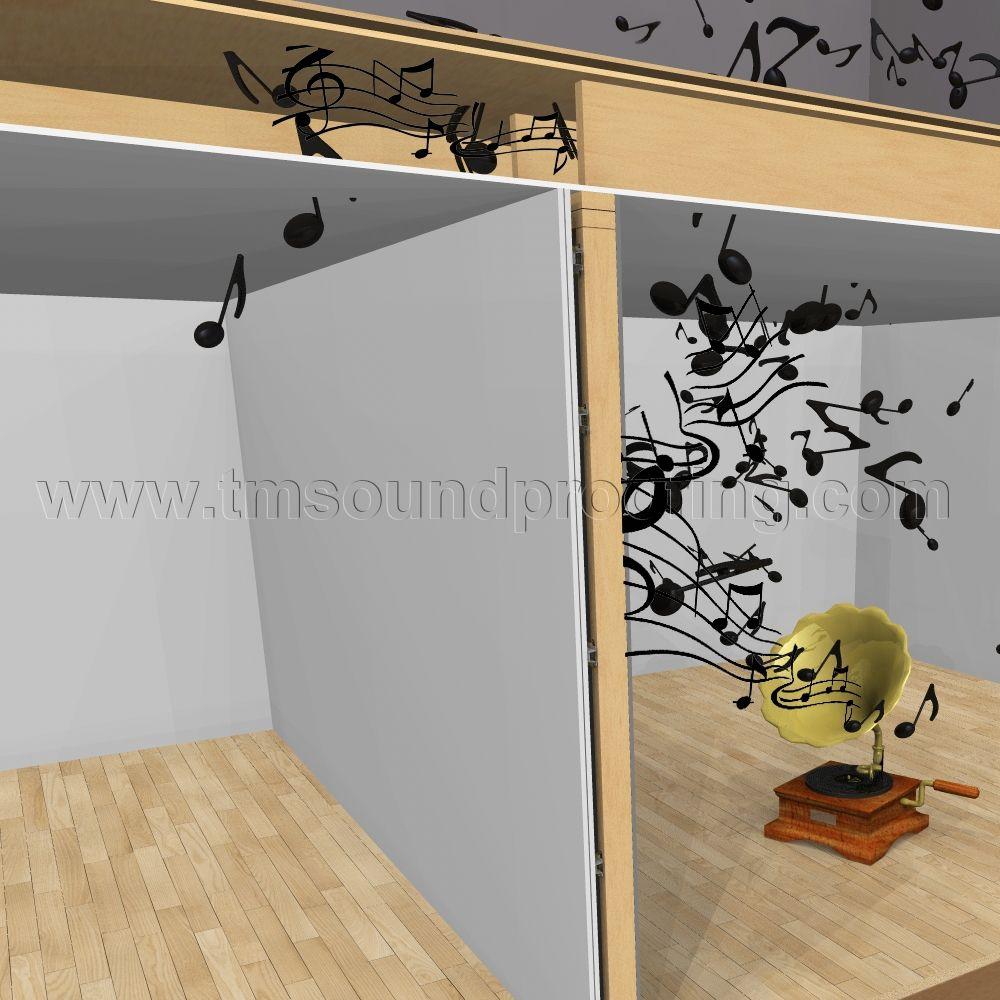 Soundproofing Between Bedroom Walls