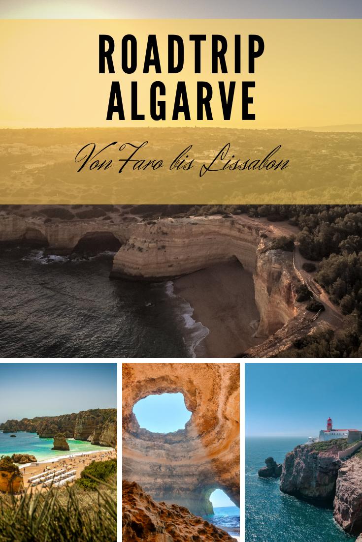Roadtrip Algarve: Von Faro nach Lissabon in 1 Woche