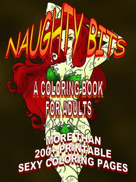 EBook Audiobook Brings You This Fun Sexy Coloring Book Of Adult Pages The