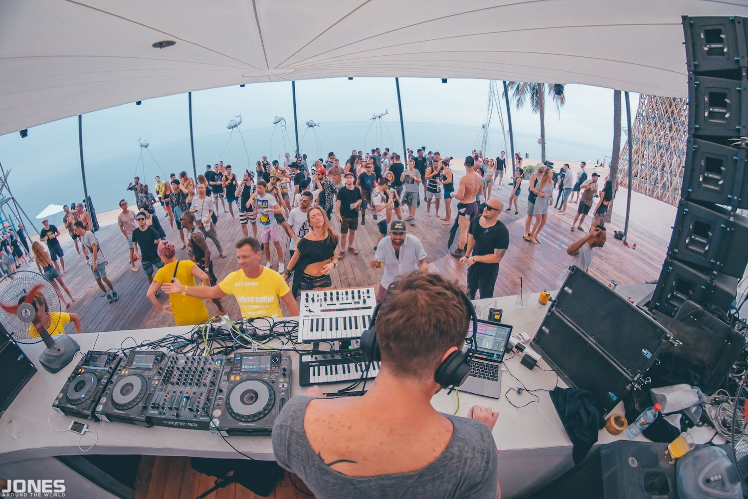 EPIZODE Festival Review • The Ultimate Techno Party in