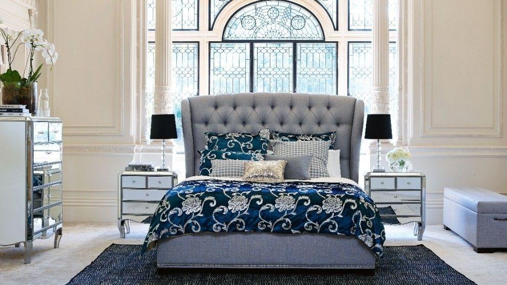 Beatrice Queen Bed Beds Amp Suites Bedroom Beds