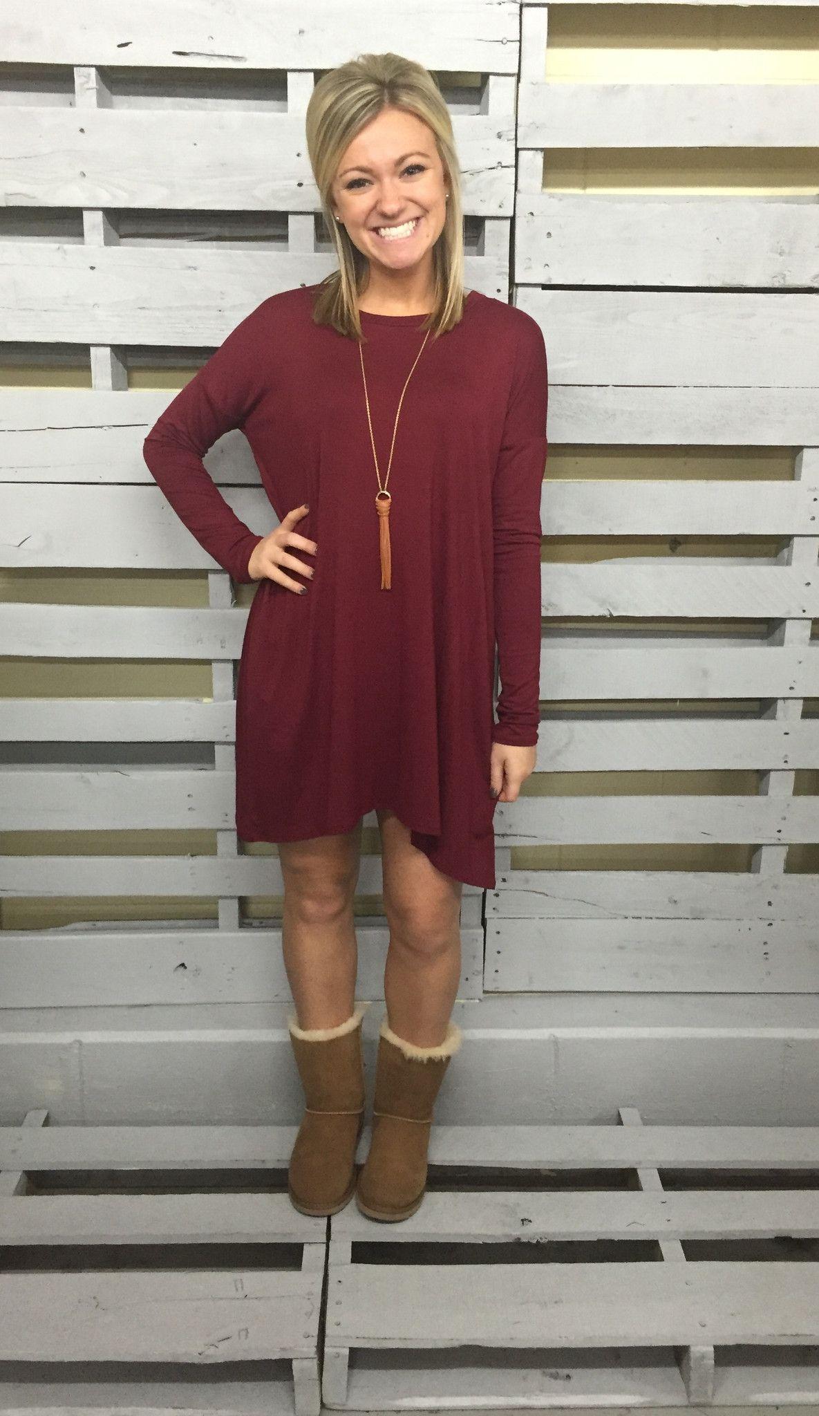 Gia T-shirt Dress | Clothes | Dresses, Fashion outfits ...