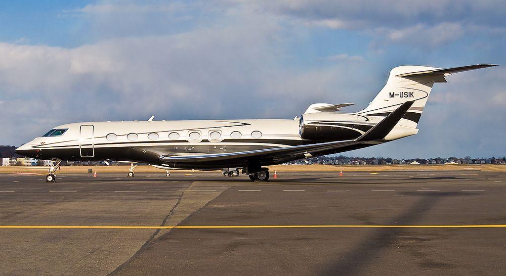 MUSIK Gulfstream G650  Gulfstream g650