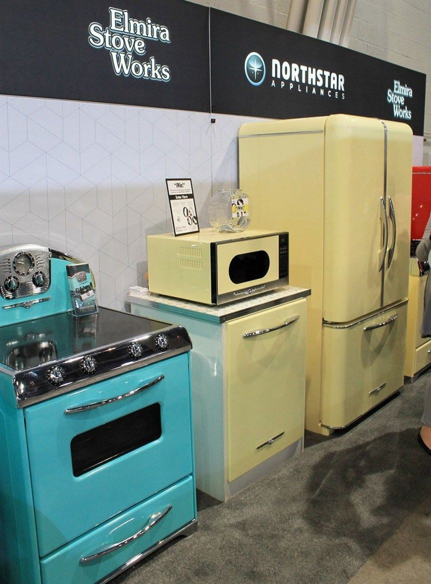 Vintage Style Kitchen Appliance Product And Design With Images