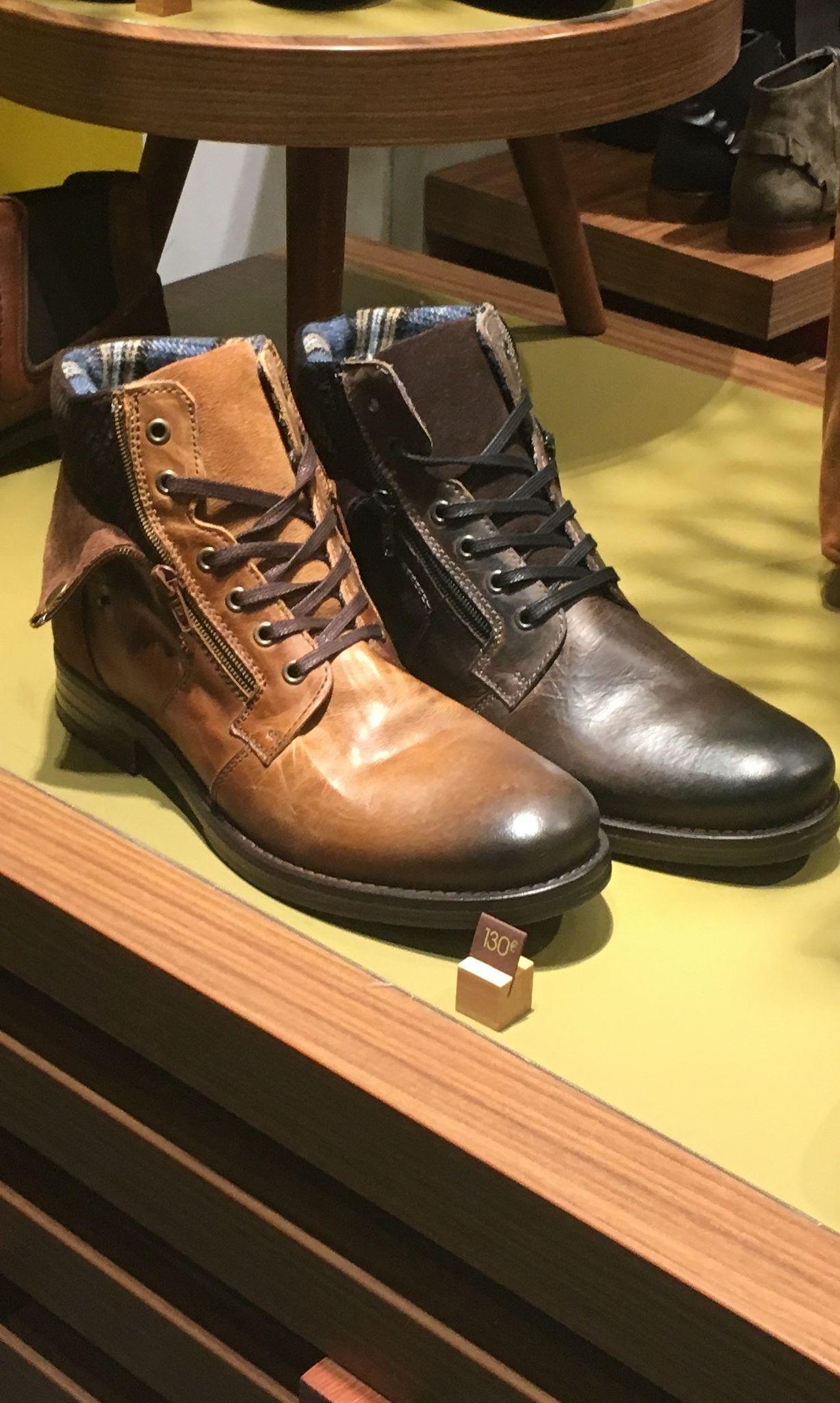 e23380e09fd2 Boots Homme Bocage