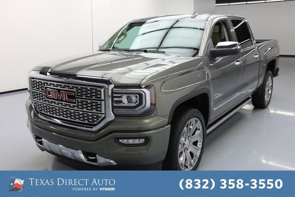 For Sale 2017 Gmc Sierra 1500 Denali Texas Direct Auto 2017