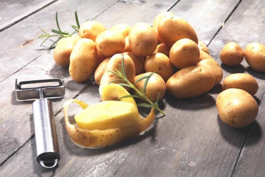 فوائد البطاطا العادية البيضاء والبطاطا الحلوة للاعب كمال الأجسام Food Vegetables Potatoes