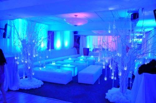 Winter Wonderland Dekorationen   – Winter Wonderland Decorations