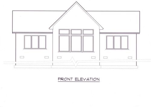 House Plan 984 SF Vacation Home Cabin Design Blueprint Plans Working Set New | eBay