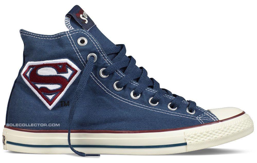 Converse Chuck Taylor All Star DC DC DC Comics Superman
