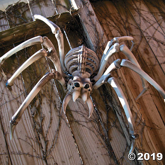 Giant Halloween Spider Props Like Professional