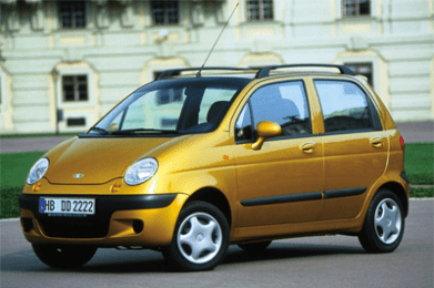 Chevrolet Spark Daewoo Matiz European Sales Figures In 2020