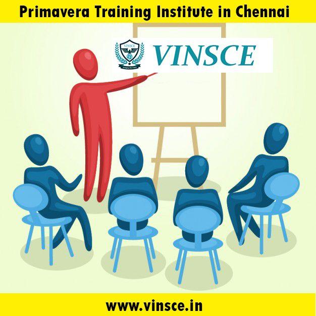 Best Pmp Primavera Training Chennai Primavera Classroom