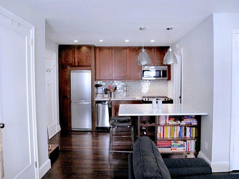 Best Brooklyn Heights New York Studio Kitchen Eclectic 400 x 300