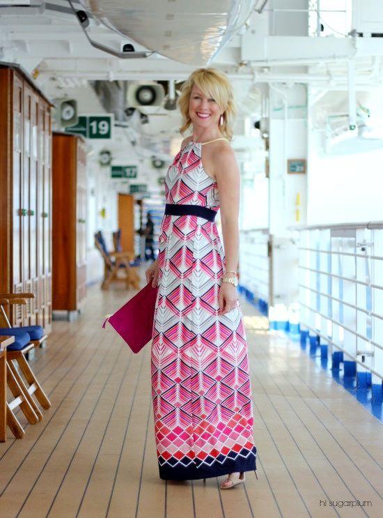 Fashion Friday Cruise Style Style Pinterest Cruises Formal
