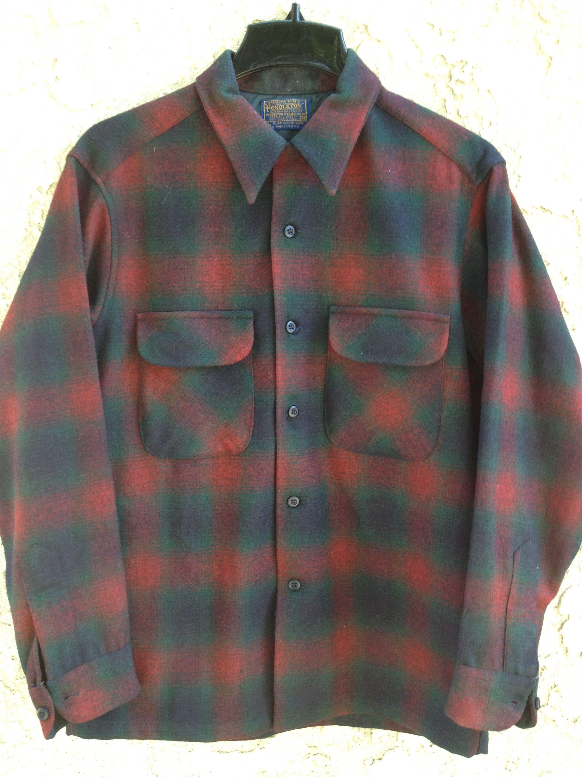 Gangster flannel shirts  thatpendletonguy  Dixon flannel  Pinterest