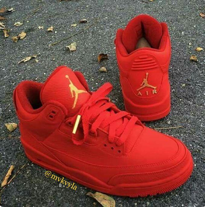 pretty nice 09614 ccd06 ⚠️PINTEREST   mvkvyla⚠ Red Sneakers, Jordans Sneakers, Sneakers Nike Jordan
