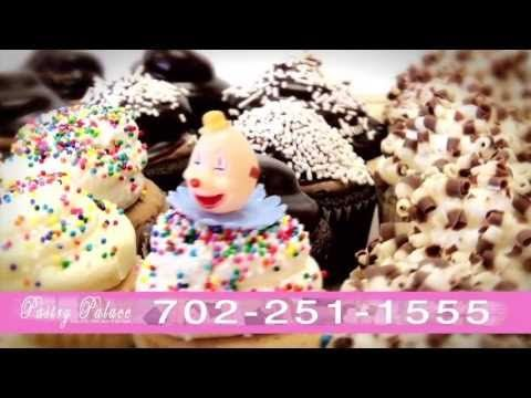 Pastry Palace Video Commercial - Las Vegas Bakery
