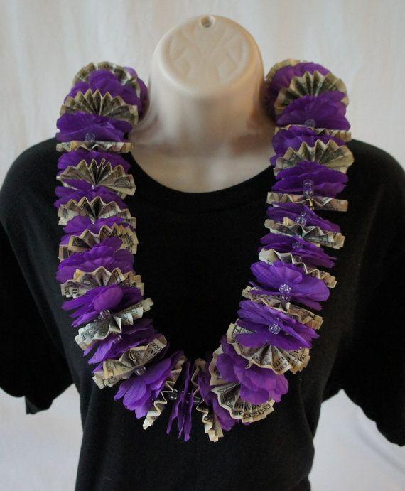 hawaiian $$ lei | gifts to share | Pinterest | Hawaiian ...