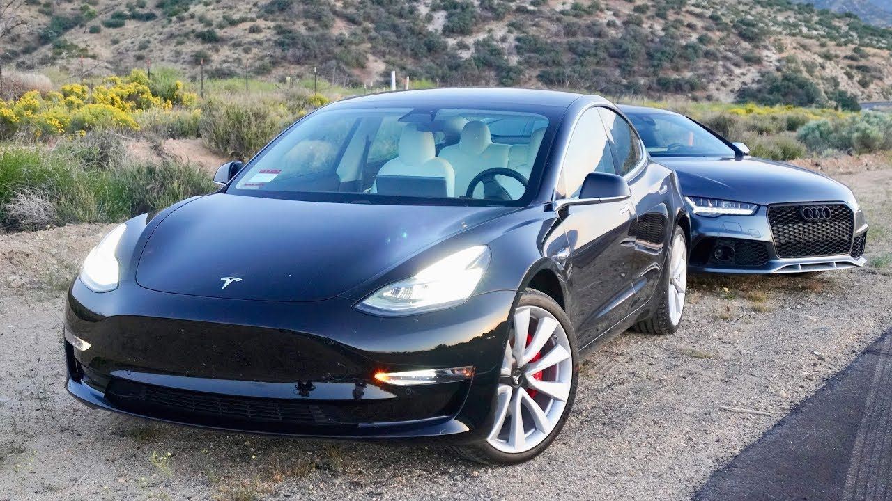 Why I traded in my Audi RS7 for a Tesla Model 3