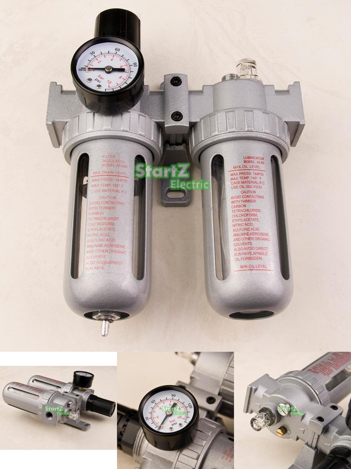 [Visit to Buy] 1/2'' Air Compressor Oil Lubricator