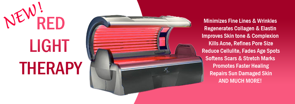 Red Light Therapy Beds Pics Tanning Booths Uv Free