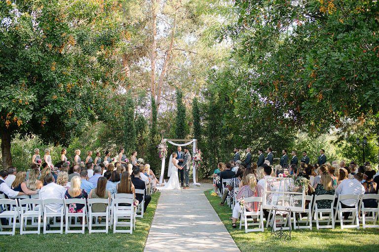Matti Kyle S Wedding At Carlton Oaks Golf Course In Santee
