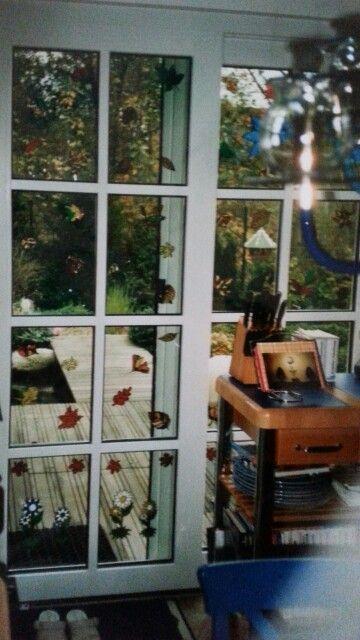 Window Color/Herbst