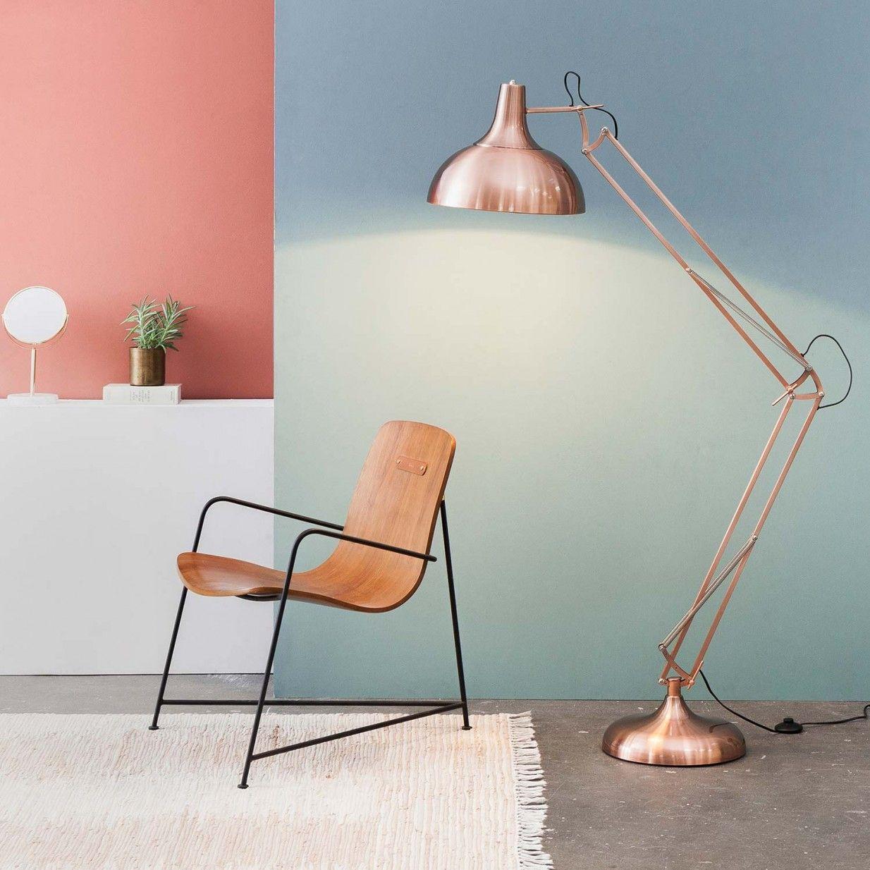 Xxl Floor Lamp Copper Redcartel Monoqi