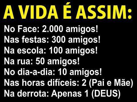 Mensagens E Imagens Para Facebook Recado Alegre