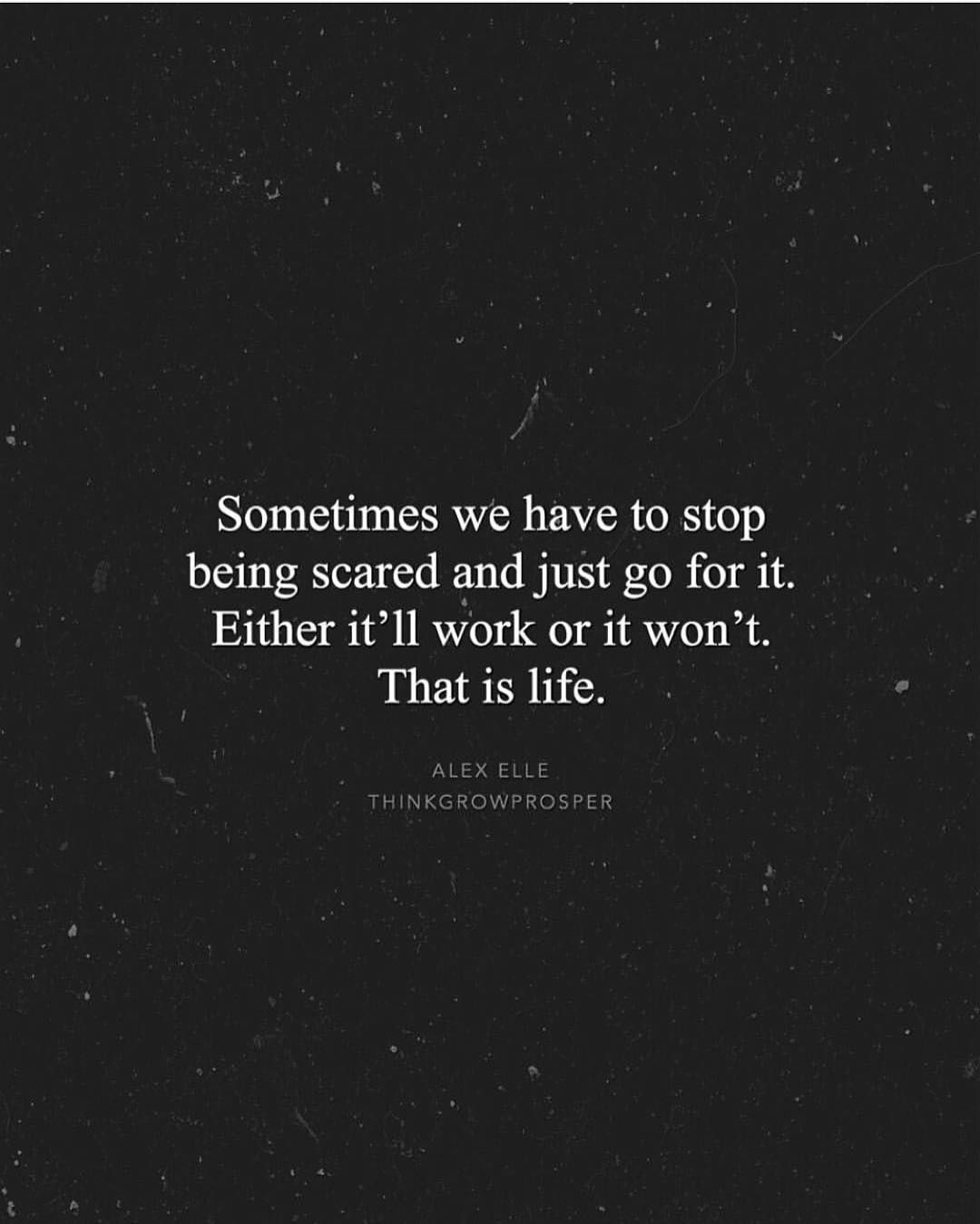 Go For It Quotes Pin by Britany Collett on Ain't that the truth!!   Pinterest  Go For It Quotes