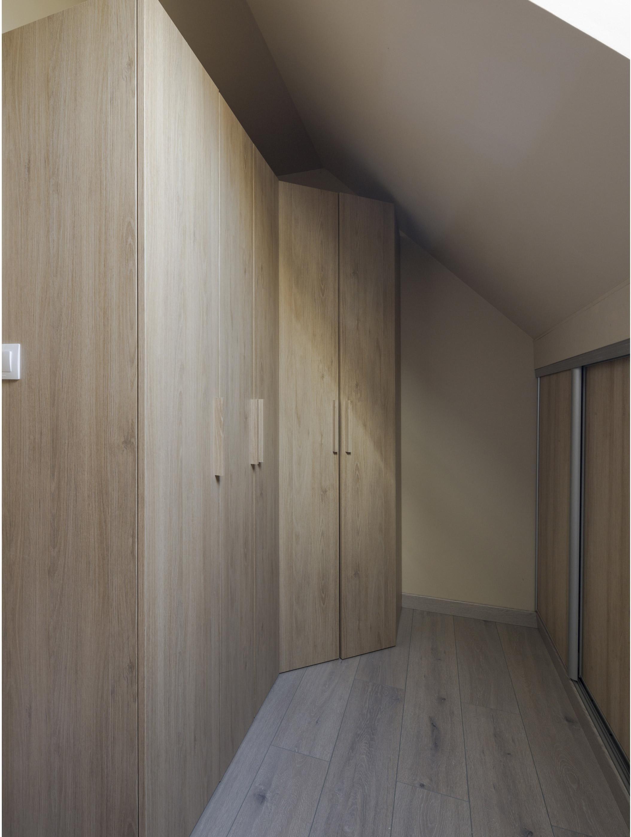 Porte De Placard Coulissante Effet Magnolia Spaceo L 67 X H