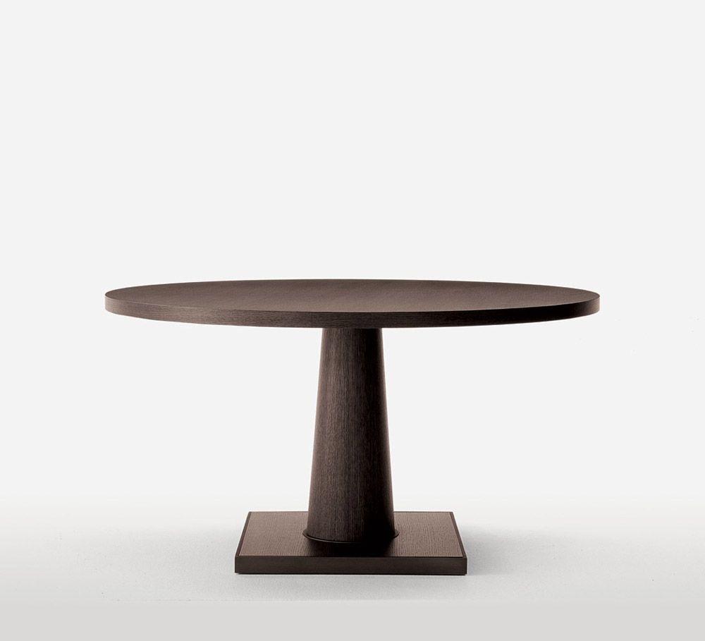 Legno Grezzo Per Tavoli tavolo convivio, antonio citterio per maxalto | furniture