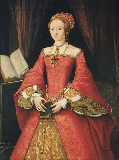 Princess Elizabeth Later Queen Elizabeth I At Age 13 Elizabeth I Anne Boleyn Lady Elizabeth