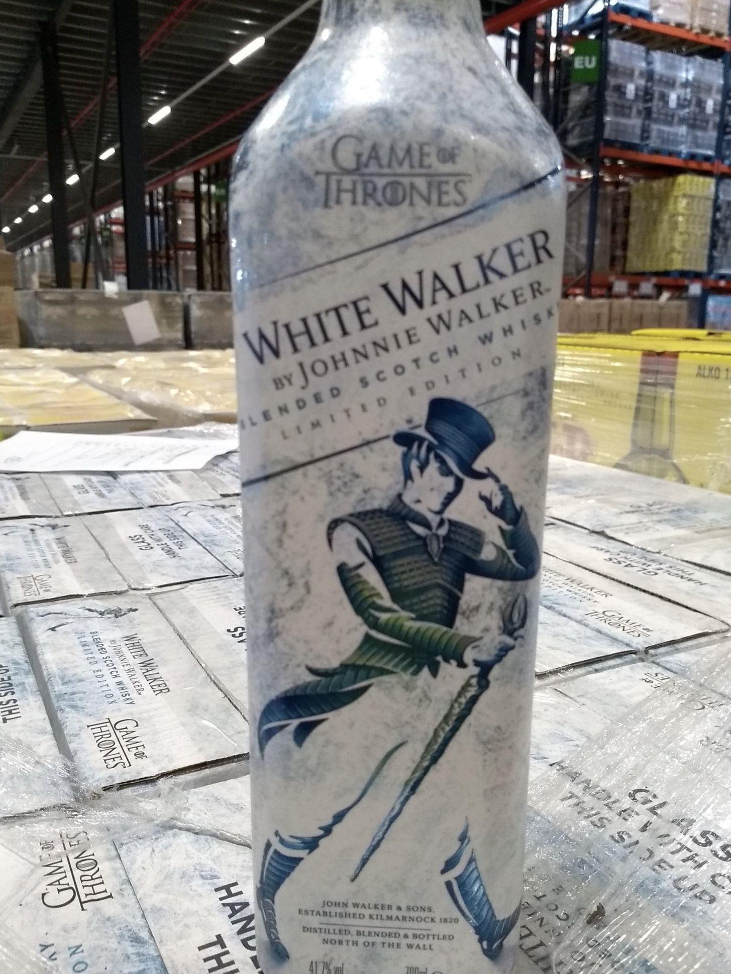 Johnnie Walker White Walker Johnnie Walker White Walker Drinks
