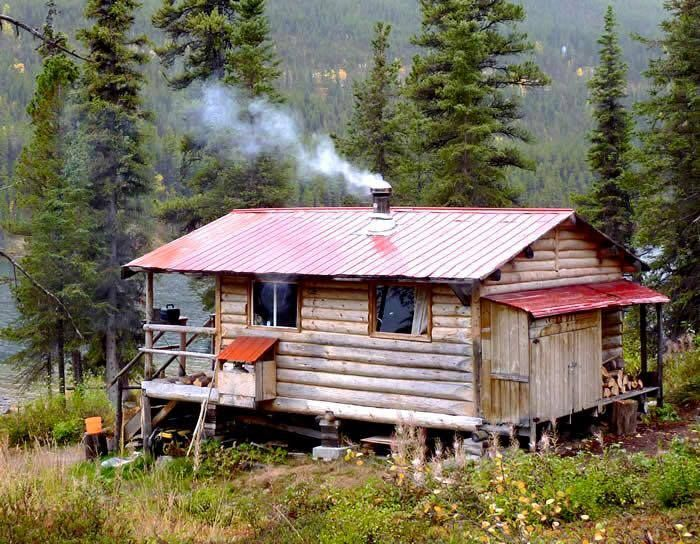Living Off Grid In Alaska.