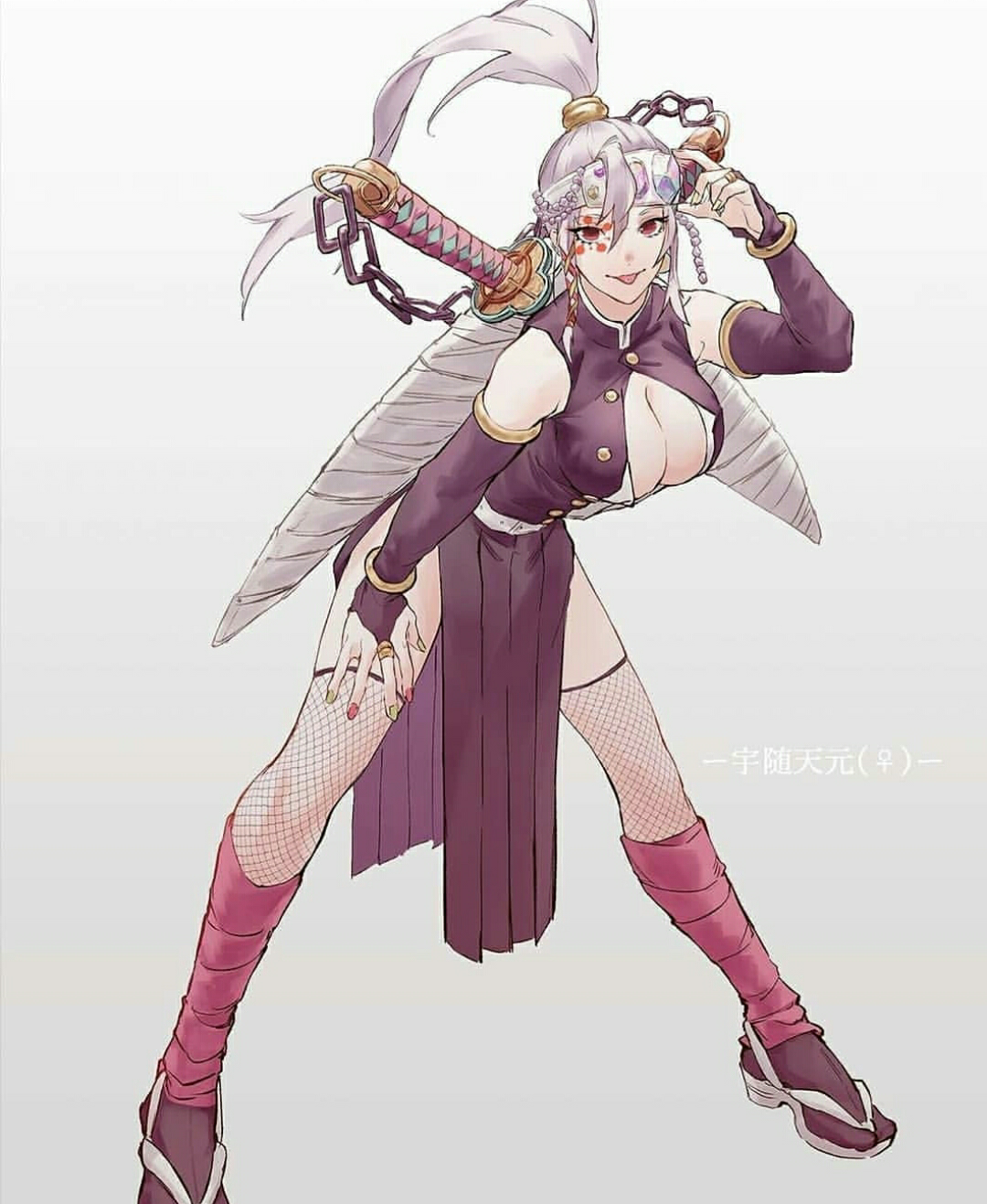 Kimetsu no Yaiba Fan Art — /Ko_Alupaka_nvl [Twitter