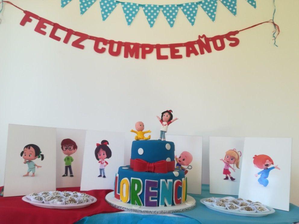 Masha Y El Oso Pastel Helado Topper Niños Cumpleaños Fiesta