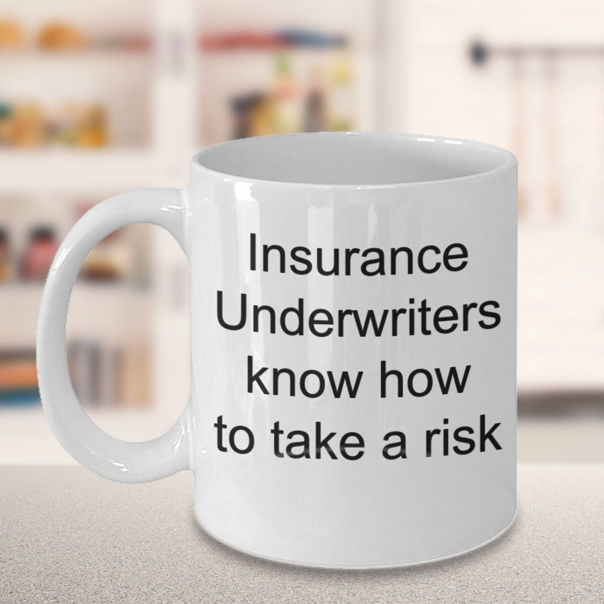 Underwriter Mug Underwriter Coffee Mug Insurance Underwriter