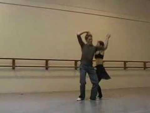 AB: Inside Rehearsal: Charlie & Sachi  Anaheim Ballet: More Than Dance... 6/29/07  From: AnaheimBallet  #Theaterkompass #TV #Video #Vorschau #Trailer #Tanztheater #Ballett #Clips #Trailershow