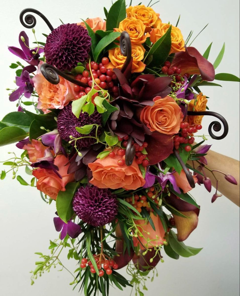 Fall Wedding Flowers In 2020 Freesia Flowers Fall Wedding Flowers Flowers For Sale