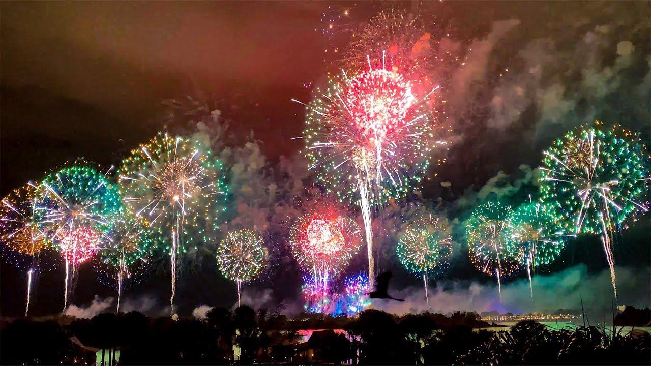 Happy New Year 2020 From Walt Disney World! in 2020